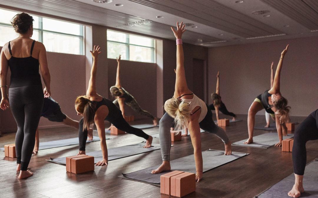 Senses 100-timers yogalærergrunduddannelse