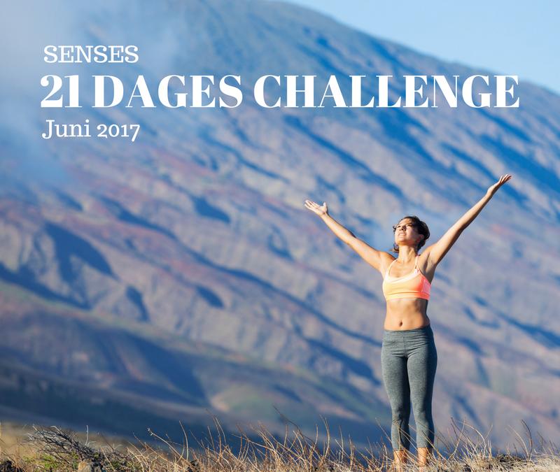 Senses 21 dages challenge