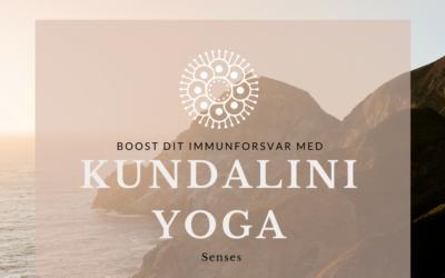 Boost dit immunforsvar med Kundalini yoga