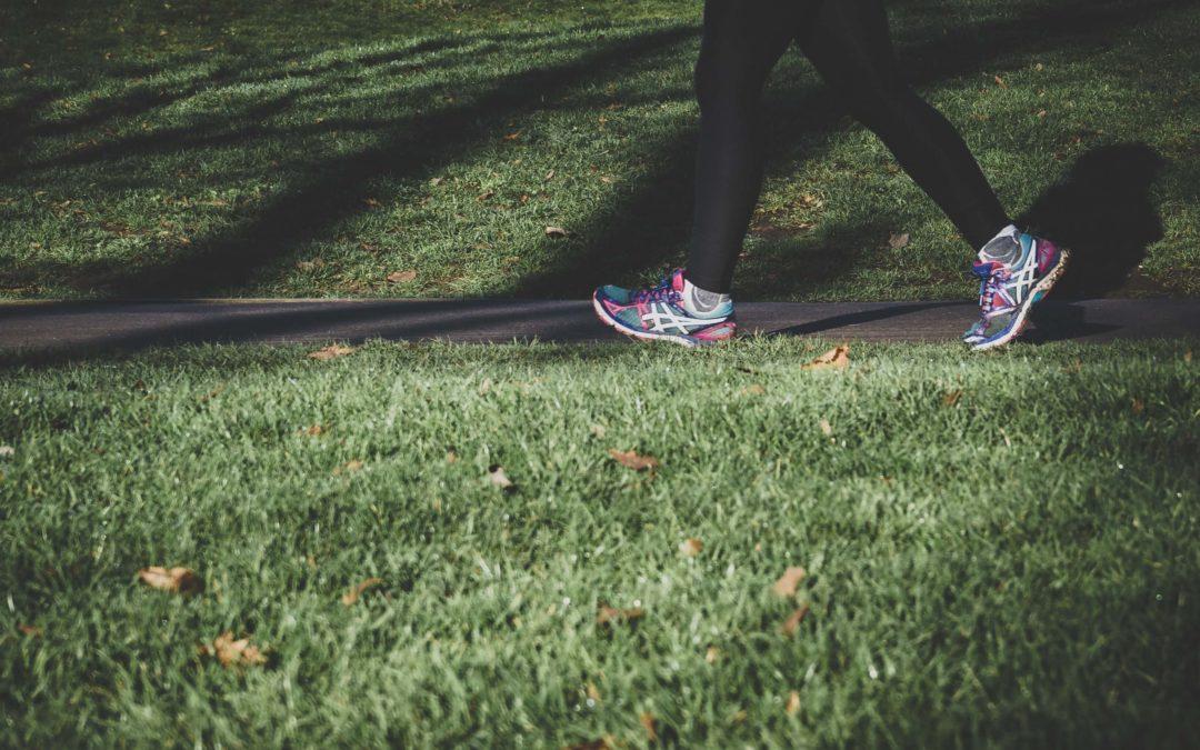 Udendørs : Walk – later run