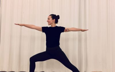 Yogalæreruddannelsen indefra – Følg Anna helt tæt